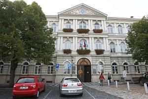 Městský úřad v Roudnici nad Labem.