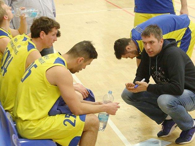 Litoměřické basketbalisty čekají těžké zápasy.