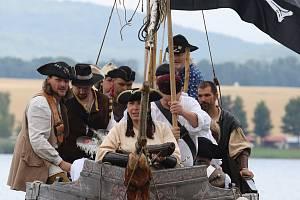 Piráti na Úštěku vyplenili Havanu