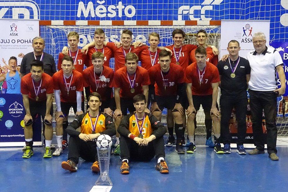 Vítězný tým Rožnova pod Radhoštěm