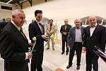 Všech čtrnáct návrhů na revitalizaci kasáren pod Radobýlem, ale především tři vítězné, které porotu zaujaly nejvíce, představilo v Hradu vedení Litoměřic.