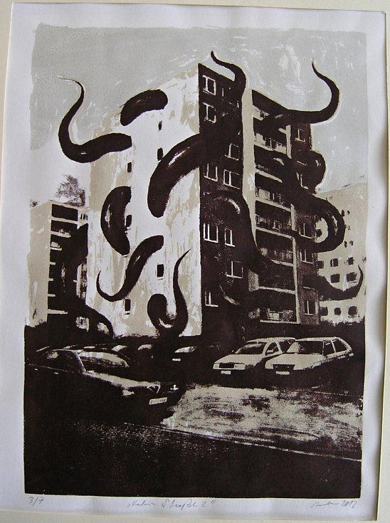 Marek Rubec, Kubinova ulice