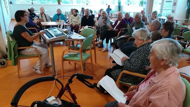 Domov seniorů Anavita na terezínské Krétě
