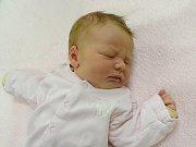 Marie Peterová se narodila Evě a Tomášovi Peterovým  z Libotenic 21.11. v 10:26 hodin  v Litoměřicích (3,88 kg a 53 cm).