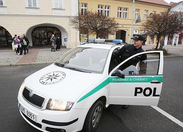 Policie Litoměřice - ilustrační foto.