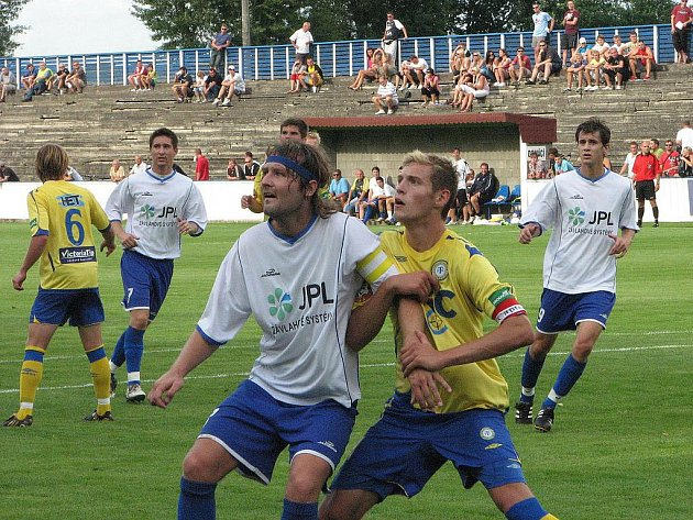 SK Roudnice nad Labem - FK Teplice B.