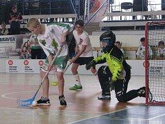 V HALE POD LIPOU bojovaly čtyři týmy. Nejlepší byla pořádající Roudnice.