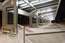 Nové litoměřické autobusové nádraží