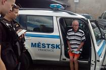 Pátrání po 63letém muži z Duchcova má dobrý konec. Pohřešovaného našel městský strážník ve čtvrtek odpoledne poblíž obce Úpohlavy na Třebenicku.