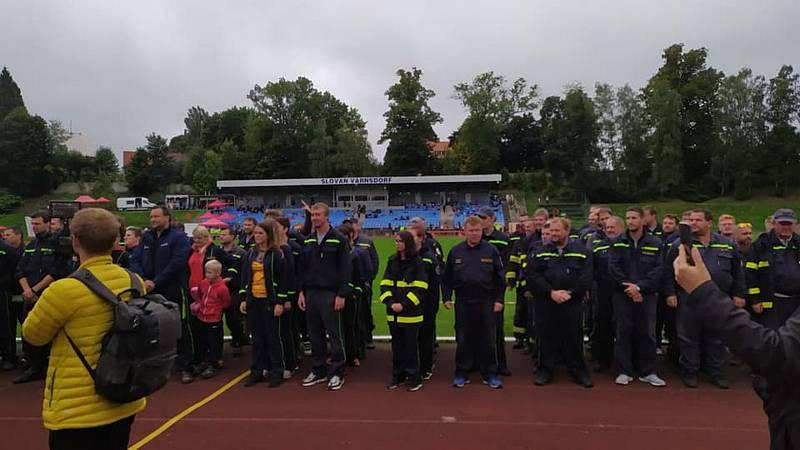 Tohatsu Fire Cup 2021 hostil Varnsdorf