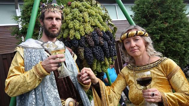 Žernosecké vinobraní.