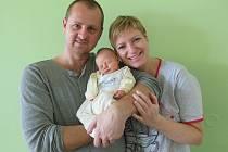 Jaroslavě a Davidu Branke z Terezína se 20.4. v 18.37 hodin narodil  v Litoměřicích syn Adrian Branke (53 cm, 3,44 kg).