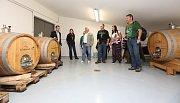Vinařství pod Radobýlem, den otevřených dveří