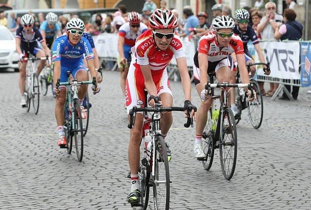 Závod míru juniorů 2012 - 1. etapa.