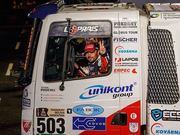 Rallye Dakar 2017 odstartovala.
