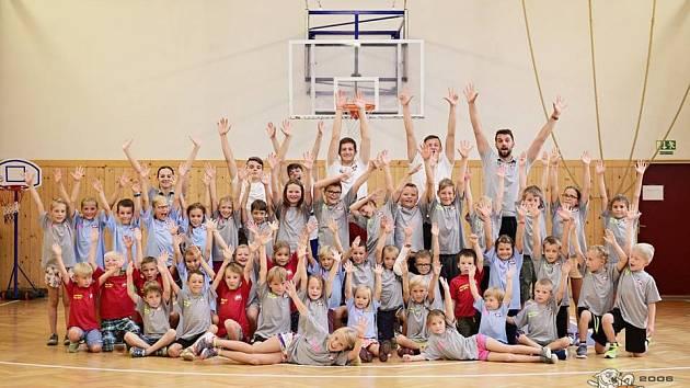 Basketbalová akademie v Roudnici nad Labem