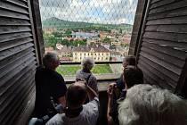 Scílem zpropagovat turistické atraktivity královského města Litoměřice zorganizovalo město Litoměřice celodenní program pro zhruba deset novinářů specializujících se na cestovní ruch.