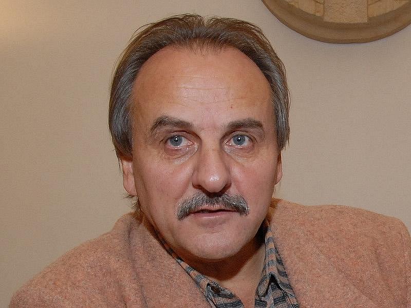 Litoměřický starosta Ladislav Chlupáč.
