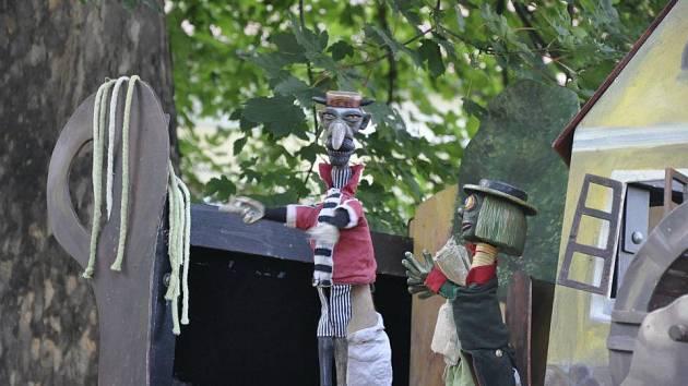 Divadlo Koňmo: Vodnická pohádka.
