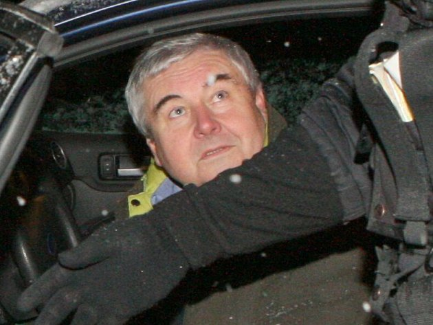 Pražský zastupitel za ČSSD Rudolf Zumr byl během jedné noci zadržen u Třebenic hned dvakrát. Nadýchal přes dvě a půl promile