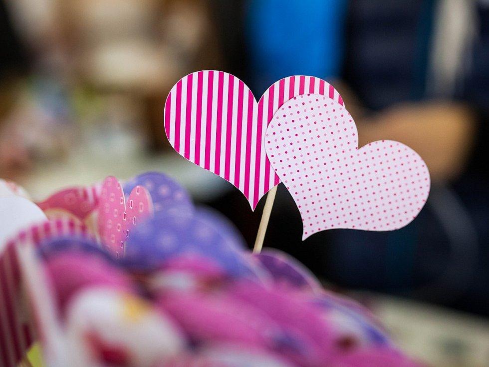 Svátek sv. Valentýna se blíží, ilustrační foto.