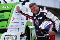 Martin Kolomý z Buggyry triumfoval na okruhu v Číně.