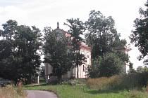 Místo, kde bývaly Chodžovice