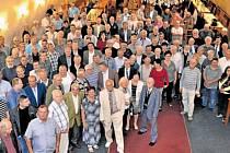 Spojaři se po letech sešli v Litoměřicích
