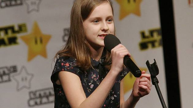Pěvecká soutěž Little Star 2017