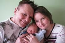 Michaele a Jiřímu Vymětalovým z Litoměřic se v litoměřické porodnici 5. dubna v 19.12 narodil syn Petr Vymětal. Měřil 50 cm a vážil 3,31 kg. Blahopřejeme!