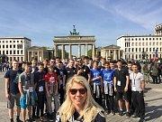 Kadeti a junioři basketbalových Litoměřic získali bronz a stříbro na mezinárodním turnaji v Berlíně.