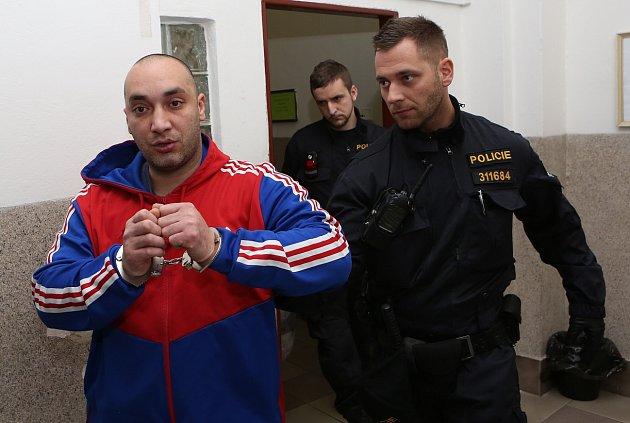 Leden: Zloděj destiček zTerezína ve vězení
