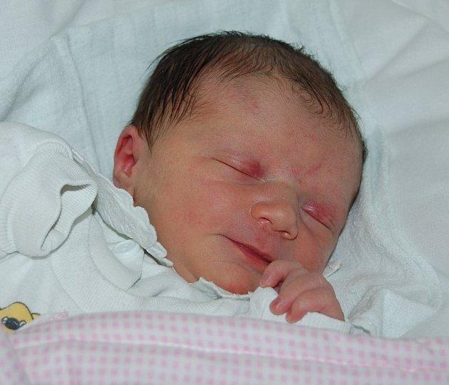 Iloně Cyterákové z Litoměřic se v litoměřické porodnici 3. prosince ve 3.59 hodin narodila dcera Ilonka. Měřila 48 cm a vážila 2,8 kg. Blahopřejeme!