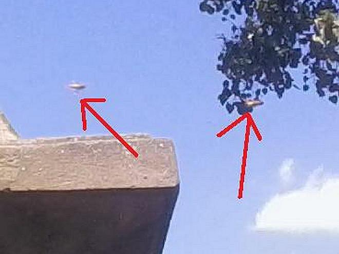 UFO v Podbradci?