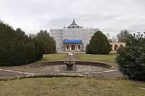 Procházka zámeckou zahradou Ploskovice