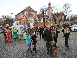 Masopust v Roudnici nad Labem