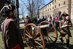 Slavnostní zahájení turistické sezony v Terezíně.