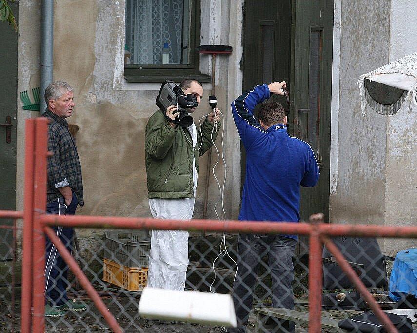 Vražda v Žalhosticích - úterý 28. září 2010.