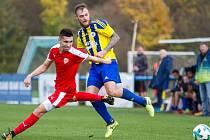 Třetiligové derby mezi FK Litoměřicko a SK Sokol Brozany.