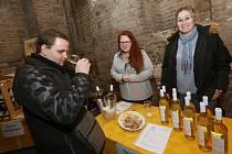 Zimní košt vín v Lovosicích