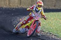 Závod mládeže na ploché dráze a vložené závody motokrosových jezdců ve Štětí