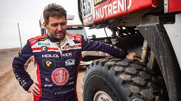 Letošní Dakar je pro tým Tatra Buggyra prokletý.
