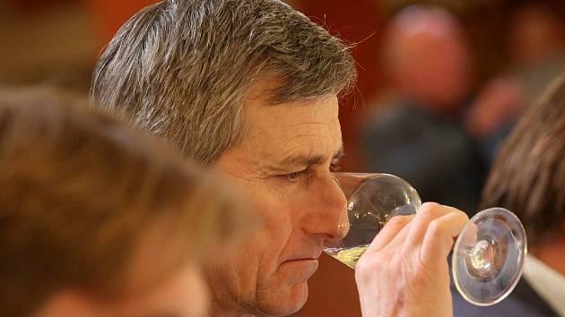 Soutěž vín v rámci Vinařských Litoměřic 2018