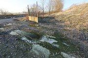 Chemická skládka ve Vrbičanech na Lovosicku