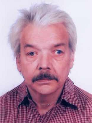 Pohřešovaný Jiří Žížala