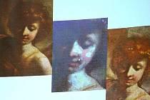 TISKOVÁ KONFERENCE k novým objevům o Škrétových obrazech proběhla v úterý odpoledne přímo v litoměřické katedrále.