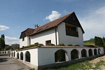 Dům, kde došlo k přepadení.
