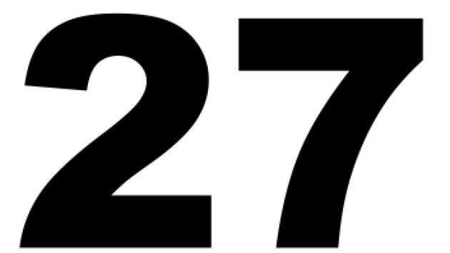 Číslo 27.