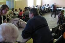 Lukavecké jednání o těžbě štěrkopísku.