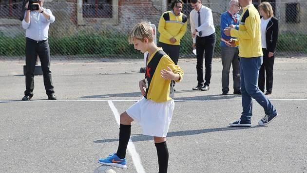 Vzpomínka na sport v židovském ghetu v Terezíně za druhé světové války